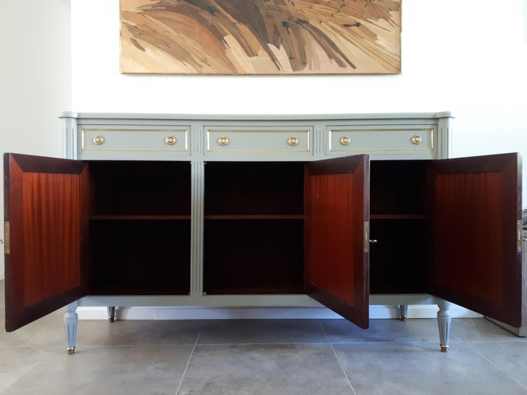 Antique French Louis XVI Style Buffet For Sale 6