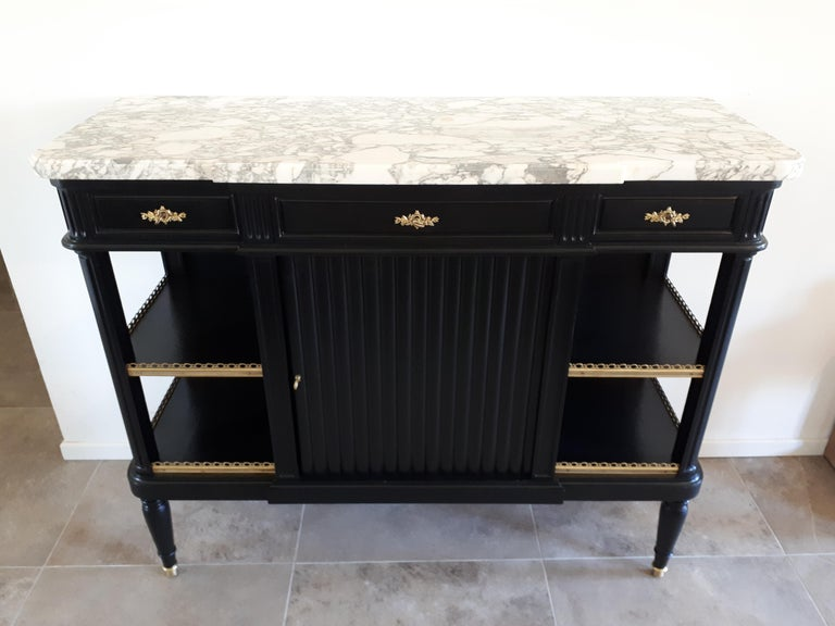 European Antique French Louis XVI Style Buffet For Sale