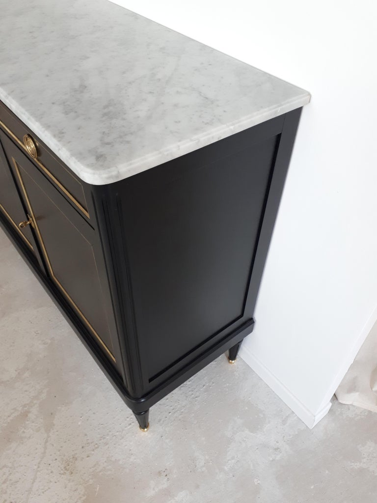 Antique French Louis XVI Style Buffet For Sale 2
