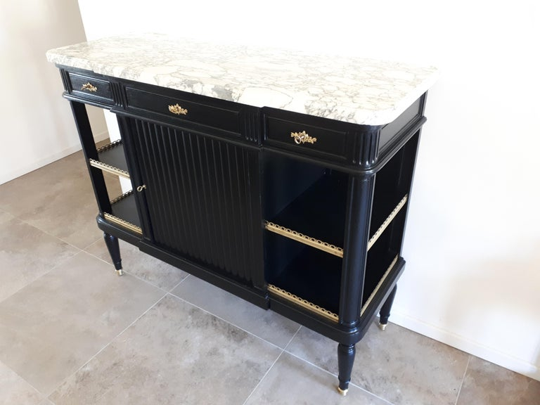 Antique French Louis XVI Style Buffet For Sale 3