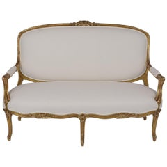 19th Century French Louis XVI Sofa