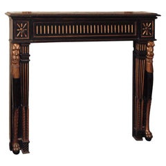 Antique French Mantle