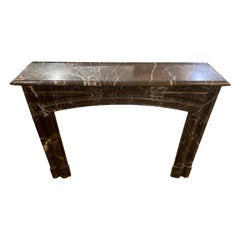Antique French Marble Mantel, circa 1850