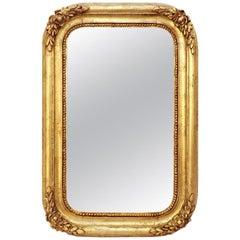 Antique French Mirror, Romantic Style, circa 1830