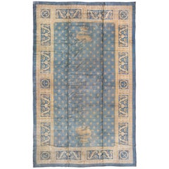 Antique French Savonnerie Carpet, circa 1900s