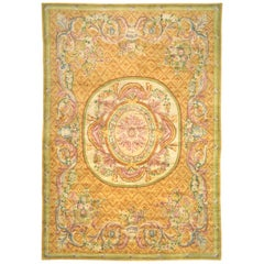 Antique French Savonnerie Rug