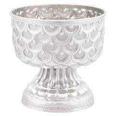 Antique French Silver Bowl, Circa 1900