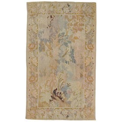 Antique French Tapestry, circa 1880, 4'5 x 7'3