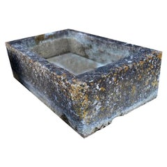 Antique French Trough