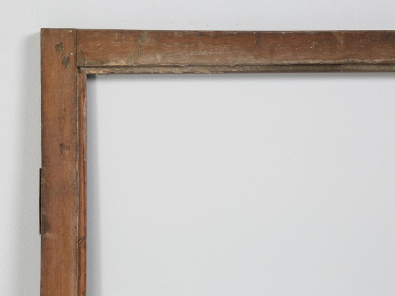 Antique French Wood and Glass Doors For Sale 4
