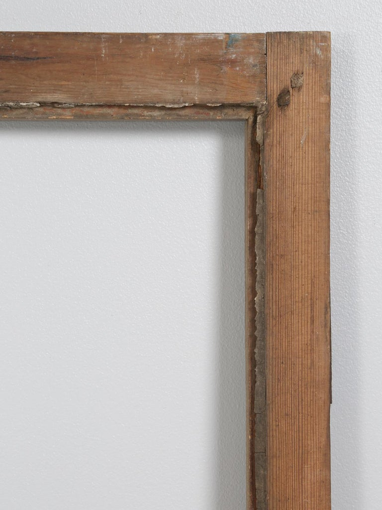 Antique French Wood and Glass Doors For Sale 6