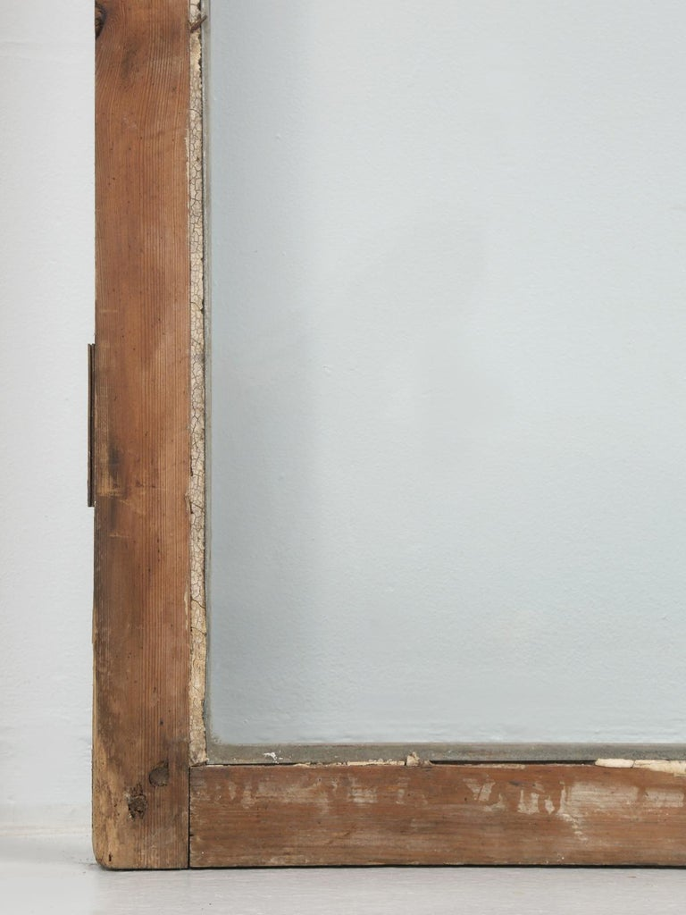 Antique French Wood and Glass Doors For Sale 9