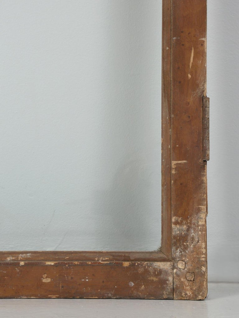 Antique French Wood and Glass Doors For Sale 1