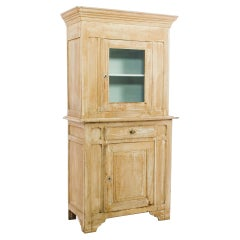 Antique French Wooden Cabinet