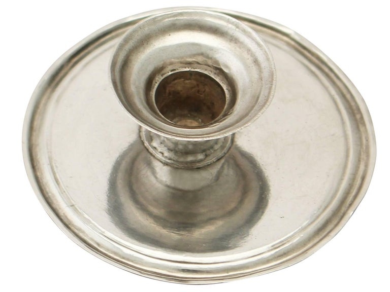 Antique George I Sterling Silver Miniature Tazza In Excellent Condition For Sale In Jesmond, Newcastle Upon Tyne