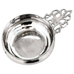Antique George I Sterling Silver Porringer / Bleeding Bowl 1717