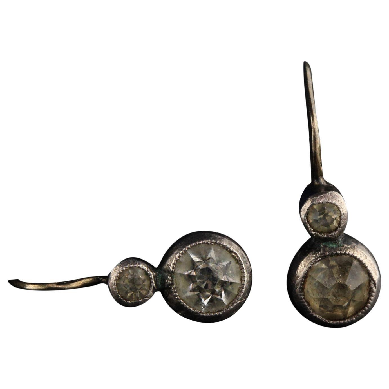 Early 18th Century Earrings