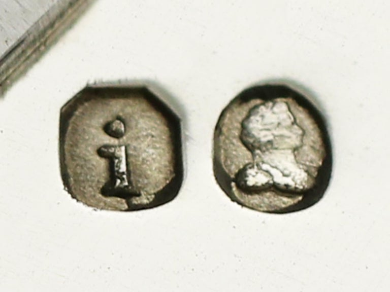 Antique Georgian English Composite Sterling Silver Grape Scissors For Sale 5