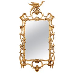 Antique Georgian Mirror