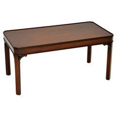 Antique Georgian Style Coffee Table
