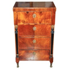 Antique German Biedermeier Chest