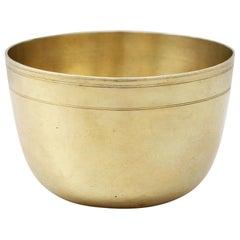 Antique German Silver Gilt Tumbler Cup
