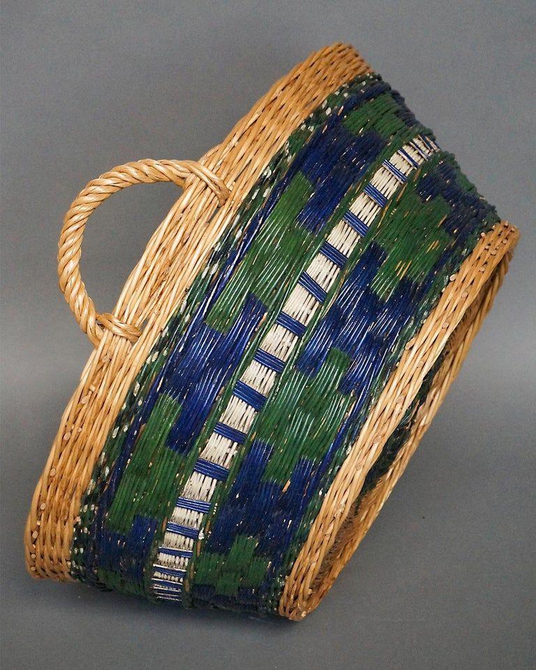 German Wedding Gift Ideas: Antique German Wedding Basket For Sale At 1stdibs