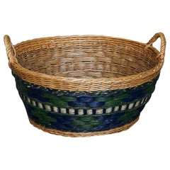 Antique German Wedding Basket