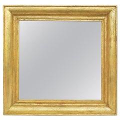 Antique Giltwood Mirror Louis-Philippe Style, circa 1870