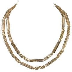 Antique Gold Chain