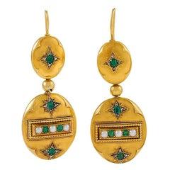 19th Century Earrings