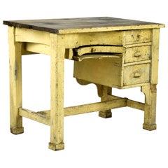 Antique Goldsmith Oak Table, 19th Century