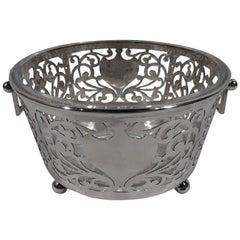 Antique Gorham Edwardian Sterling Silver Ice Bucket