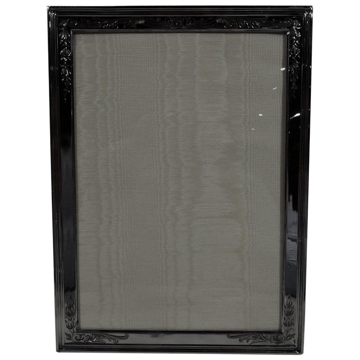 Antique Gorham Edwardian Sterling Silver Picture Frame