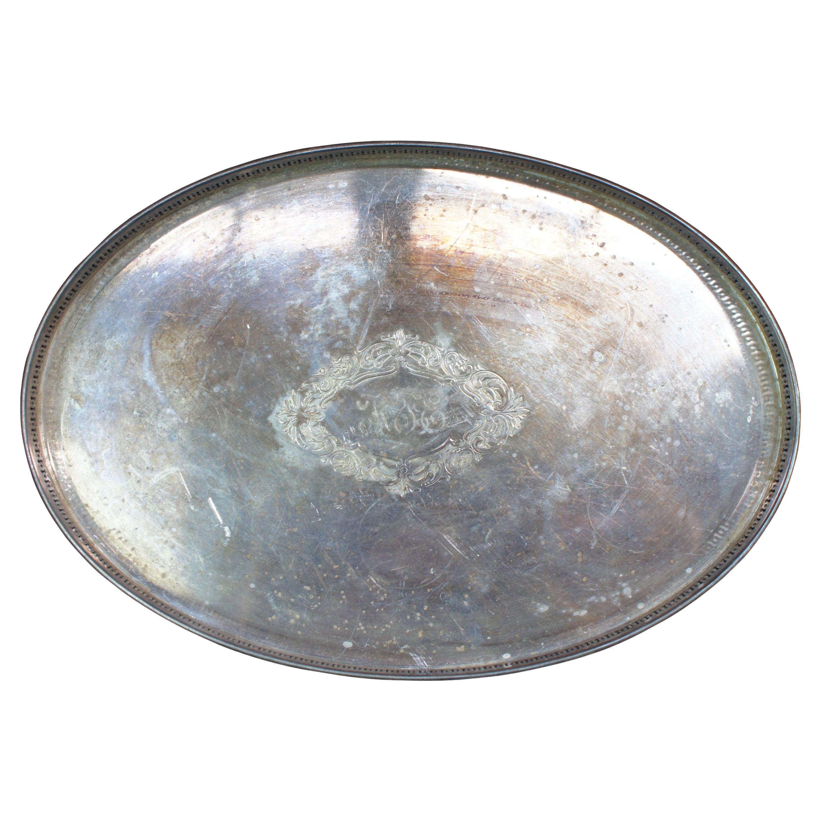 Gorham Manufacturing Company Platters and Serveware
