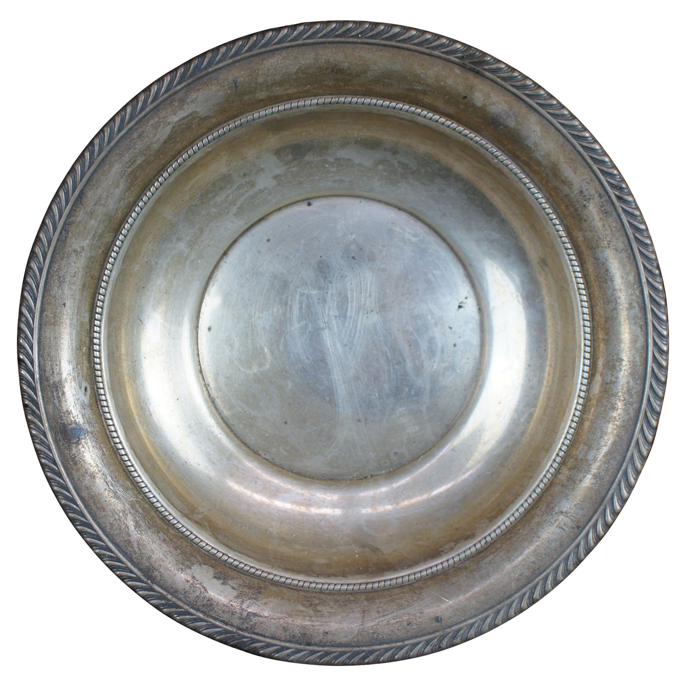 Gorham Manufacturing Company Sterling Silver