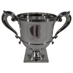 Antique Gorham Sterling Silver Classical Urn Trophy Cup