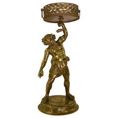 Antique Grand Tour Bronze Figure
