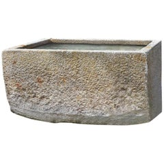 Antique Granite Trough, 18th Century