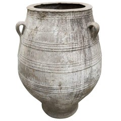 Antique Greek Terracotta Oil Urn, circa 1900