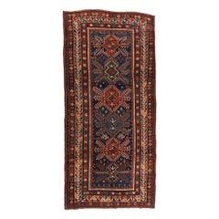 Antique Handmade Kazak Russain rug