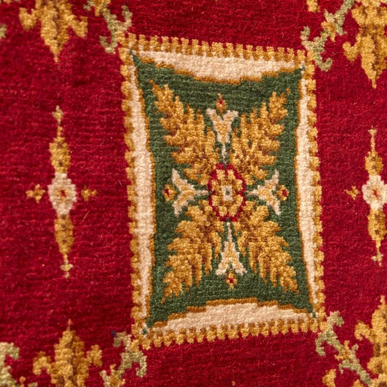 Antique Imperio Rug, circa 1970 For Sale 5