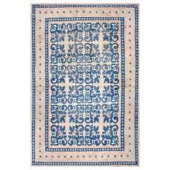 Antique Indian Agra Cotton
