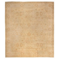 Antique Indian Amritsar Carpet