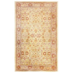 Antique Indian Amritsar Carpet. Size: 11 ft x 17 ft 6 in (3.35 m x 5.33 m)