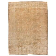 Antique Indian Amritsar Rug Carpet, circa 1890