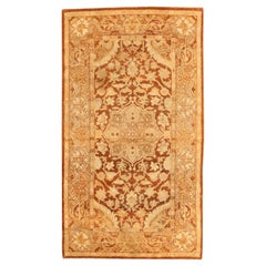 Antique Indian Amritsar Rug