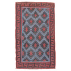 Antique Indian Dhurrie Rug