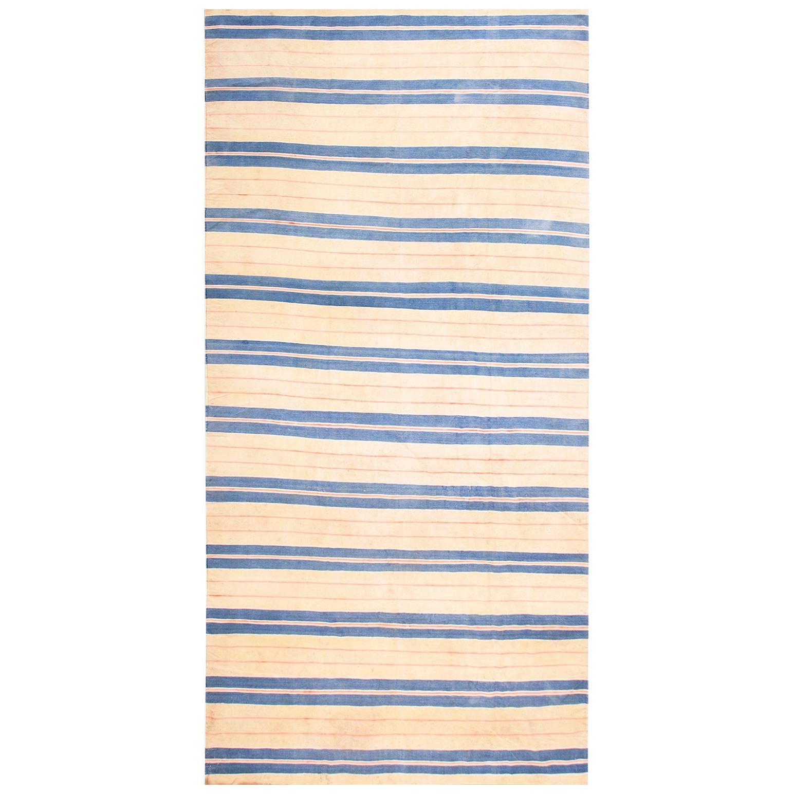 Indian Cotton Dhurrie Carpet