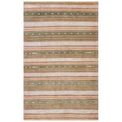 Antique Indian Dhurrie Rugs